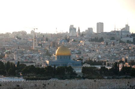 Orasul Ierusalim - privire de ansamblu