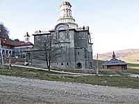 Manastirea din Valea Mare