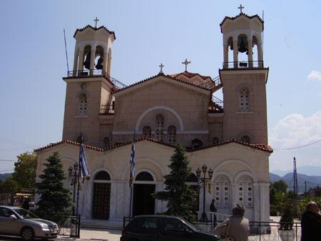 Evia - <a href='/biserici-si-manastiri-din-romania/67946-biserica-sfantul-ioan-nou' _fcksavedurl='/biserici-si-manastiri-din-romania/67946-biserica-sfantul-ioan-nou' title='Biserica Sfantul Ioan-Nou' class='linking auto'>Biserica Sfantul Ioan</a> Rusul