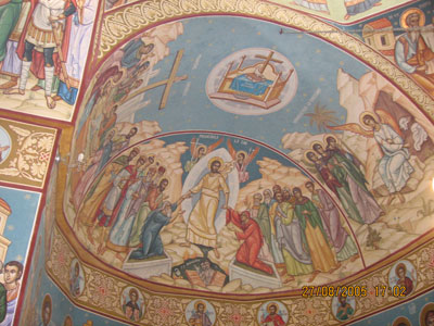 Manastirea Adormirea Maicii Domnului - o candela aprinsa in inima Transilvaniei