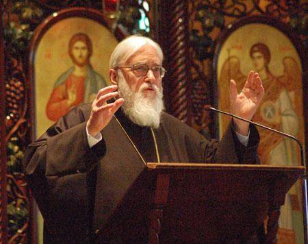 Episcopul Kallistos Ware