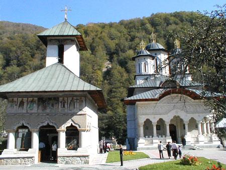 Manastirea Laicini - Valea Jiului