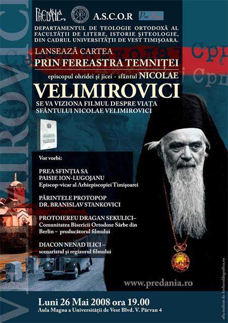 Lansare Predania la Timisoara