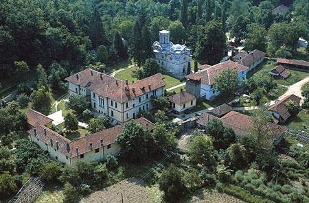 Manastirea Liubostinia