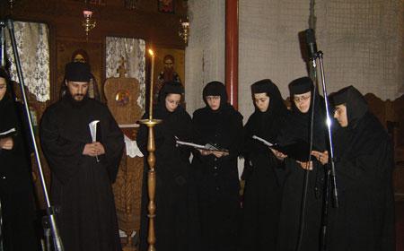 Maicile de la Manastirea Diaconesti