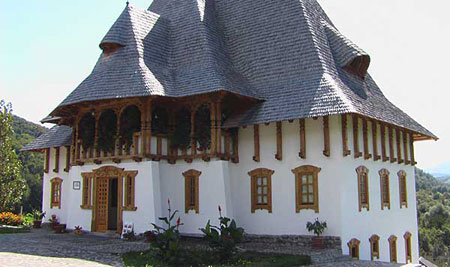 Manastirea Barsana - Muzeul