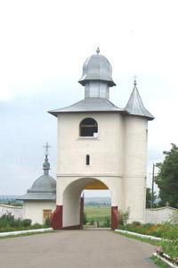 Manastirea Bogdanesti
