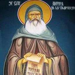 Sfantul Antipa de la Calapodesti