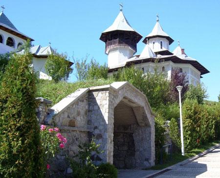 Manastirea Crisan - Vaca