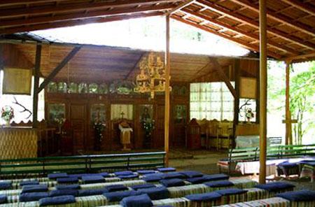 Manastirea Crisan - scurt istoric