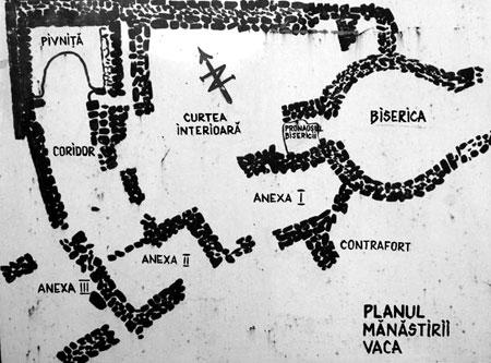 Manastirea Crisan Vaca