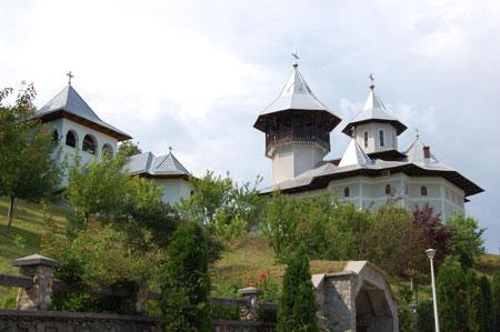 Manastirea Crisan- Vaca