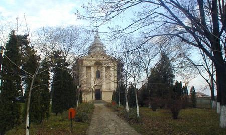 Manastirea Frumoasa