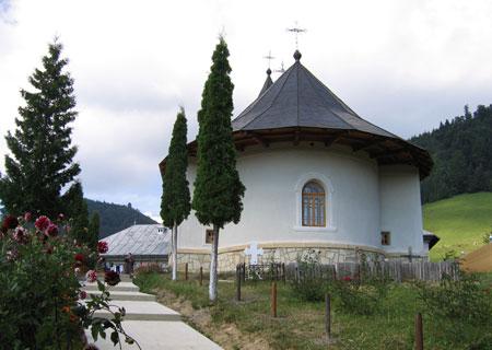 Manastirea Horaita Veche - Schitul Horaicioara