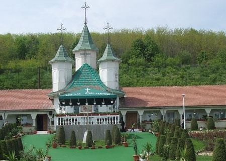 Manastirea Moreni