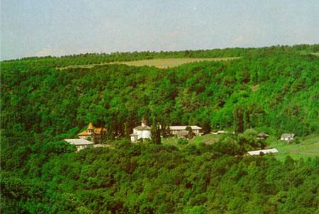 Manastirea Rudi - Rughi