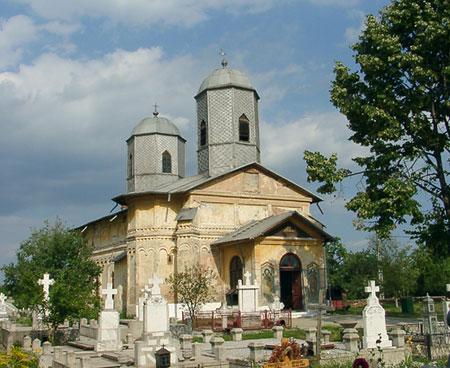 Biserica Nasterea Domnului - Manastirea Sacuieni