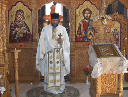 Manastirea Sfantul Voievod Stefan cel Mare si Sfant