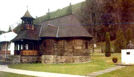 Manastirea Toplita - Sfantul Prooroc Ilie