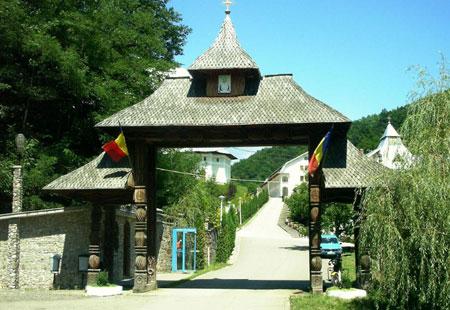 Manastirea Crisasn - Vaca