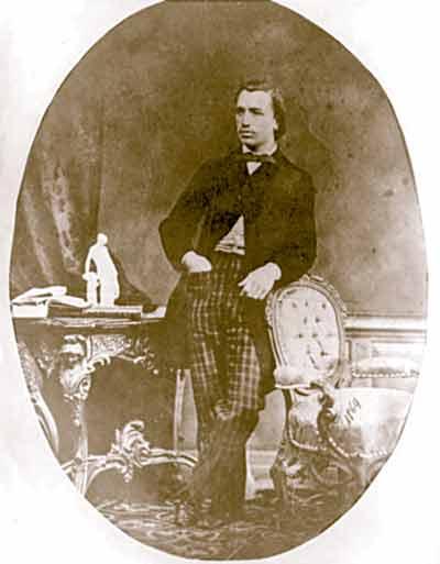 Poetul Mihai Eminescu