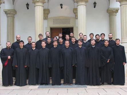 Grupul psaltic Nectarie Protopsaltul