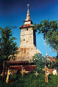 Biserica Sfantul Ierarh Nicolae din Dumbrava de Sus