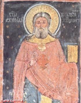Nicodim, ctitorul Tismanei