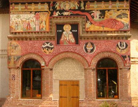 Biserica Sfantul Nicolae Nou - Focsani