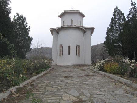 Biserica Sfantul Atanasie - Niculitel
