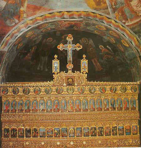 Manastirea Nucet