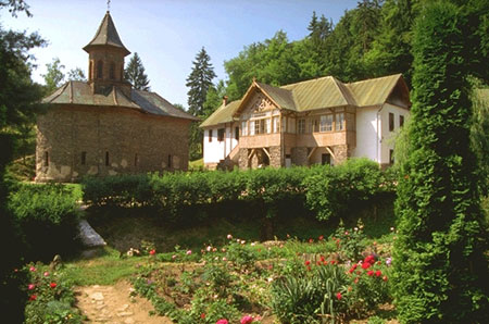 Manastirea Prislop