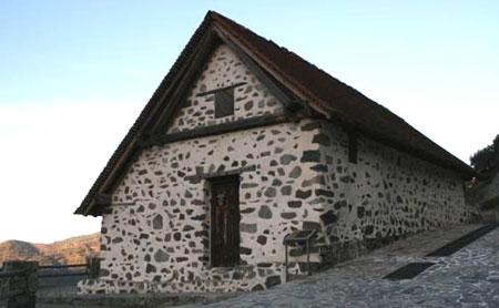 Biserica din Moutoulla - Troodos, Cipru