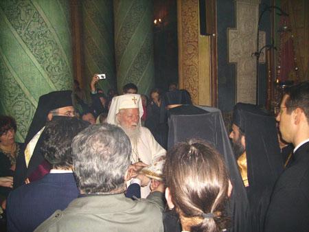 Sarbatoarea marelui Ierarh Grigorie