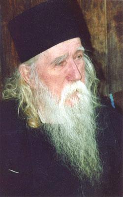 Parintele Cleopa Ilie - Manastirea Sihastria