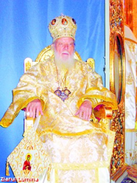Parinte Patriarh Teoctist