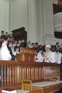Concert dedicat Sarbatorii Sfintilor Trei Ierarhi
