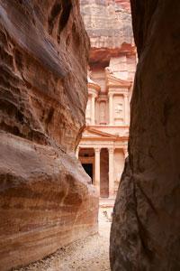 Petra - Canionul SIQ