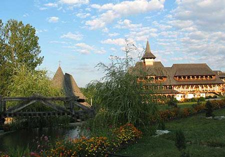 Manastirea Barsana - Praznicar si Trapeza