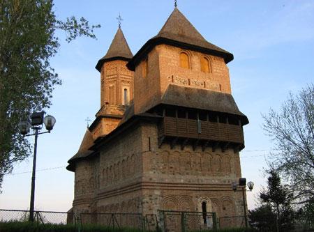 Biserica Precista - Galati