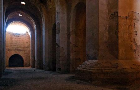 Basilica Sfantul Serghie din Rasafa - Siria