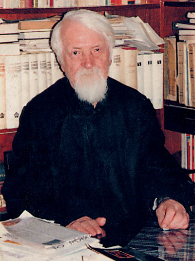 Dumitru Staniloaie