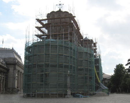 Consolidarea si restaurarea Catedralei Patriarhale