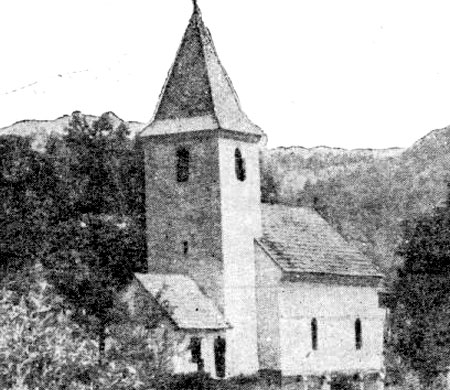 Biserica Sfantul Nicolae - Ribita