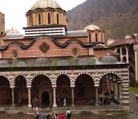 Manastirea Lavra Rila - Bulgaria