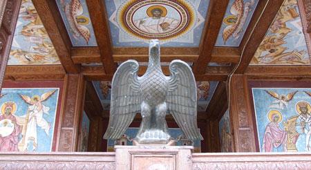 Manastirea Rohia - Altarul de vara