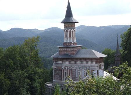 Manastirea Rohia - biserica noua