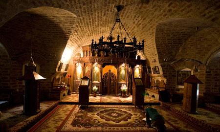 Manastirea Rohia - Iconostasul