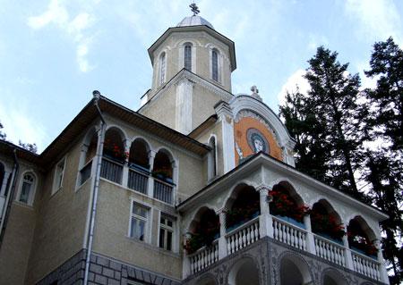 Manastirea Rohia - Casa cu Paraclis