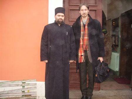 Popas la Biserica Sfantul Arhanghel Mihail din Ruse, Bulgaria